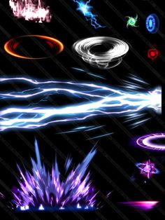 Game art material information / more than 3300 sets of horizontal version of the game technology ...