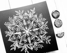 Mandala Doodle, Doodles, Watercolor, Cards, Watercolor Painting, Scribble, Maps, Sketches, Playing Cards