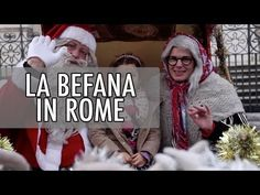 Introducing La Befana An Italian Christmas Tradition With Video