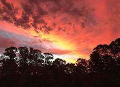 Céu de agora a pouco! 📷 @thaisa_tg #londrinando #londrina #parana 👻 Snap: londrinando