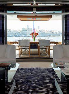 Luxury Yacht Interior Design | INTERIOR DESIGN ON THE MOVE: SUPER LUXURY YACHTS blog-yacht ...