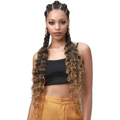 Large Box Braids, Two Braids, Braids Wig, Summer Hairstyles, Up Hairstyles, Braided Hairstyles, Haircuts, Senegalese Twist Braids, Braids With Extensions