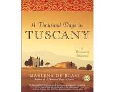 """This book continues the adventures of Marlena and Fernando as they leave Venice for Tuscany in order to find """"a place that still remembers real life... sweet and salty... each side of life dignifying the other.""""The book is filed with the life, romance, food and weather of Tuscany. Warning: you may want to book a ticket to Italy after this one!"""