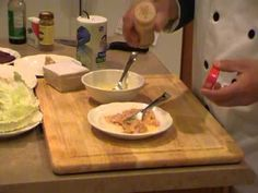 ▶ Sopa Wantan (Cocina China) Chifa Peruano