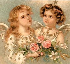 "victorian angels | ... Victorian Source"" with a link to ""http://lacetoleather.com/victorian"