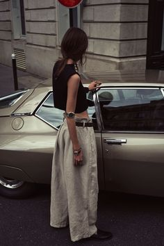 New Looks and Trends. 29 Outstanding Casual Style Ideas That Look Fantastic – Modest Summer fashion arrivals. New Looks and Trends. Looks Street Style, Looks Style, Style Me, Foto Fashion, Street Fashion, Street Style Vintage, Hipster Grunge, Look Chic, Looks Cool