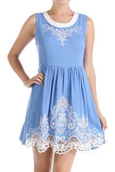 Yetts > Dresses > #1F538-D13-S − LAShowroom.com