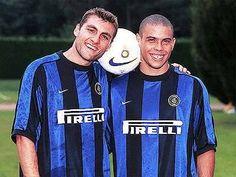 Ronaldo and bobo Vieri best Forward duo in late 90's