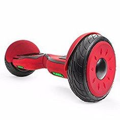 """Best 10 Inch Hoverboards (Self Balancing Scooters) 2017 – Reviews & Buyer's Guide: XtremepowerUS 10"""" Electric Scooter, Self-balancing Hoverboard"""