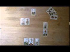 Lenormand | Kann er Liebe empfinden | Systemische Kartenlegen