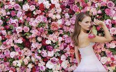 Natalie Portman | Dior Photoshoot