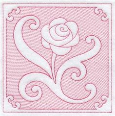 Machine Embroidery Designs at Embroidery Library! - Trapunto