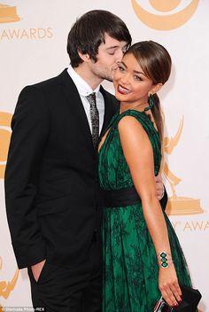 ex-boyfriend Mattew Prokop, actress, Sarah Hyland is dating actor Dominic Sherwood