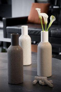 Nos objets en platines et cotte de maille LE LABO design - Catégorie art de la table