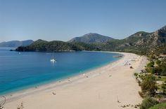 Belcekiz Beach #travel #holiday #vacation #oludeniz #fethiye