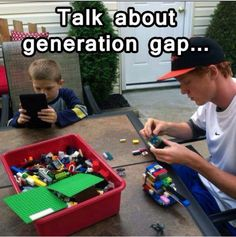 Smh. Toys used to make you think. Now we have apps. It's not the same