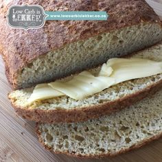 Low Carb is Lekker Victory Sourdough bread Low Carb Bread, Keto Bread, Sourdough Bread, Banting Recipes, Low Carb Recipes, Healthy Recipes, Low Carbohydrate Diet, Low Carb Diet, Low Carb Starters