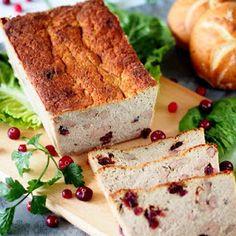 Pasztet z gęsi, z żurawiną Feta, Banana Bread, Sandwiches, Dairy, Cheese, Desserts, Recipes, Tailgate Desserts, Deserts