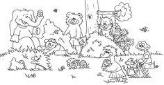 Ich dachte mir bei Puschki und seinen kleinen Freunden sollte nun auch langsam der Frühling einkehren… Wie? Ihr kennt Puschki nicht? Dann solltet ihr diese Bildungslücke mal schnell stopfen und reinschauen bei www.puschki.com, da erfahrt ihr alles über die lustige Bande und könnt auch die netten Bücher bestellen. Hier erstmal mein Bild….  Und JA! [...]