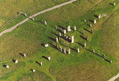 Stone Circles   Callanish Stone Circle, Isle of Lewis, Outer Hebrides, Scotland
