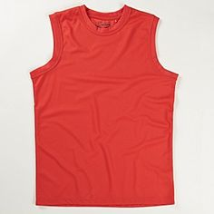 Active Intent Men's Muscle Cooldry Singlet