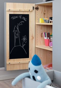 Ivar Ikea skab hack.