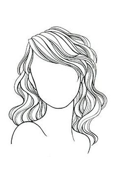 Side part, wavy layers