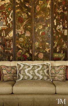 Living Rooms | Tucker & Marks Design