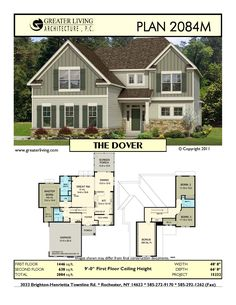 This is a cape cod style home with a bow roof a k a ship for Bow house plans