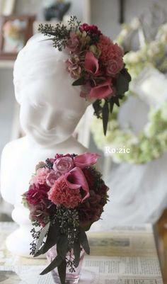 preserved flower http://rozicdiary.exblog.jp/20773800