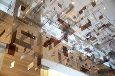 STUDIO SAWADA DESIGN///2014 3D Lattice Park Hyatt New York , New York USA ,