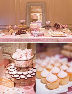maybe just all desserts for bridal shower?!? @Starla Packer @Marissa KynleesBoutique @Katrina Gossage