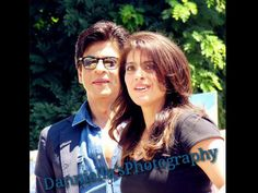 They are ethe best! I love SRK's look in this pic and Kajol's look.