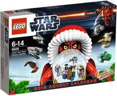 Lego Star Wars Adventskalender 9509 (Lego) - Lägsta pris 225:-