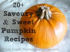 Pumpkin Recipes - Li