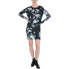Dress Kira, Floating Ice Black