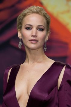 Jennifer Lawrence attending Mockingjay Part 2 Berlin World Premiere - November 4/ 2015