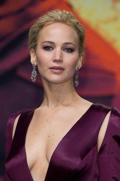 Jennifer Lawrence attending Mockingjay Part 2 Berlin World Premiere - November 4/ 2015