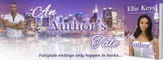 TLBC's Book Blog: Cover Reveal! An Author's Tale by: Ellie Keys