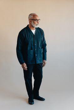 Daikanyama Work Jacket – Form&Thread