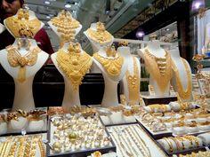 Gold Souk, Puerto Rico History, January 6, United Arab Emirates, Abu Dhabi, Luxury Jewelry, Uae, Jewellery, Rings