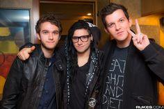 Zedd, Skrillex & Dillon Francis