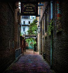 Voodoo Garden - New Orleans