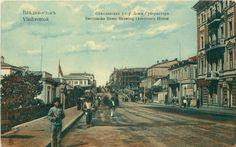 SWETLANSKA STREET SHOWING GOVERNORS HOUSE - TuckDB