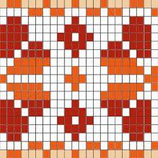 fair isle knitting patterns free scarf - Google zoeken