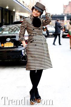 NYFW 2014 Street Style