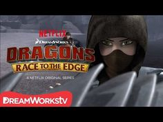 Who Is That? | DRAGONS: RACE TO THE EDGE - YouTube OMG HEATHER IS SSOO BADASS IN THIS