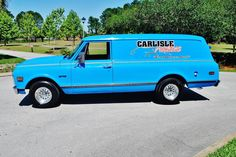 Photo by Kevin Engstrom Old Pickup, Pickup Trucks, The 'burbs, Chevy Van, Panel Truck, Melting Pot, Chevrolet Trucks, Vintage Trucks, Cool Trucks