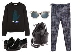 LOOK 1: EXPLORING THE CITY