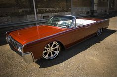 Angry_jay's 1964 Lincoln Continental  from CarDomain.